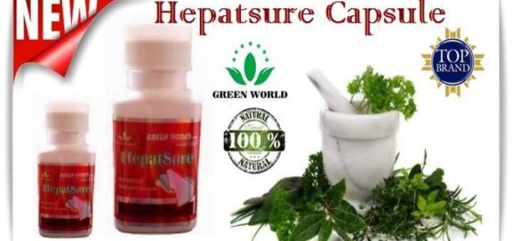 Green World HepatSure Capsule