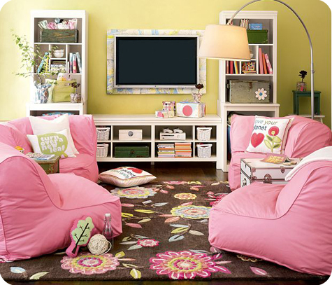A Soft Place To Land Organic B Bag Sectional From Pbteen