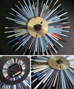 Craft Ideas With Old CDs