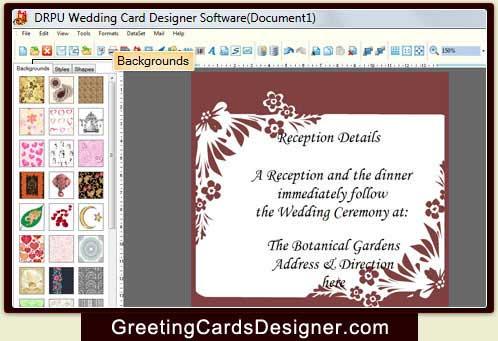 Free marriage invitation cards designer downloads