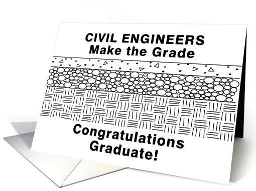 Sympathy Wallpaper Quotes Funny Civil Engineering Graduation Card 539085