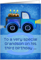 Birthday Wishes For Grandson WishesMessages Com