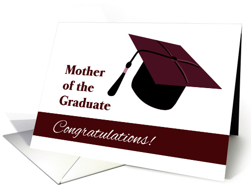 Congratulations on Graduation for Parents of Graduate Cards from - congratulations on graduating