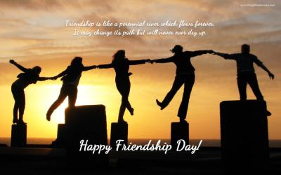 Happy Friendship Day Images, HD Wallpapers, Photos & Pics for Whatsapp DP 2018