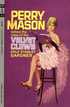 Erle Stanley Gardner - Case of Velvet Claws