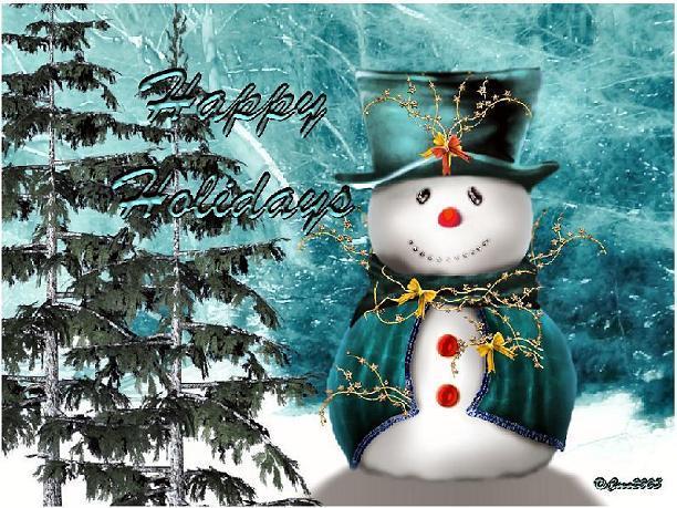 Free Desktop Wallpaper Anime Christmas Wallpaper Holiday Greeting Stuffs Holiday