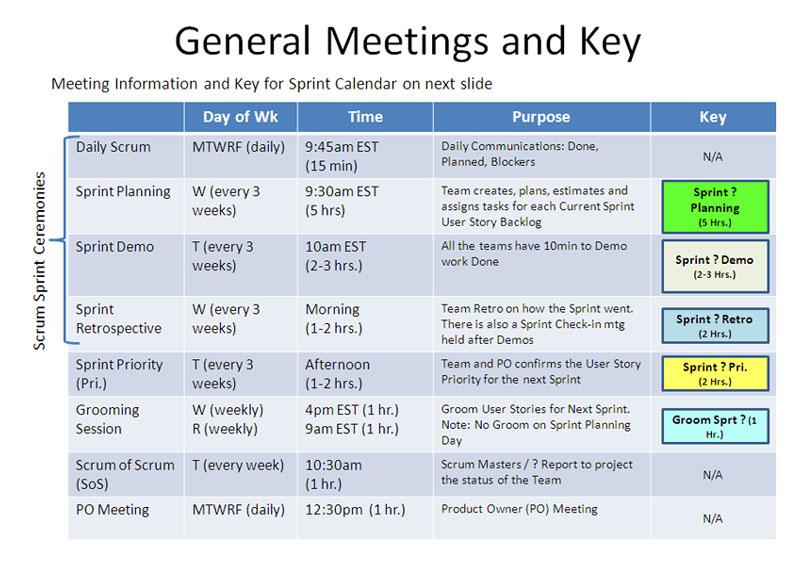 Simple Sprint Calendars \u2013 GregMester - sample planning calendar