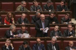 Con il Gruppo parlamentare