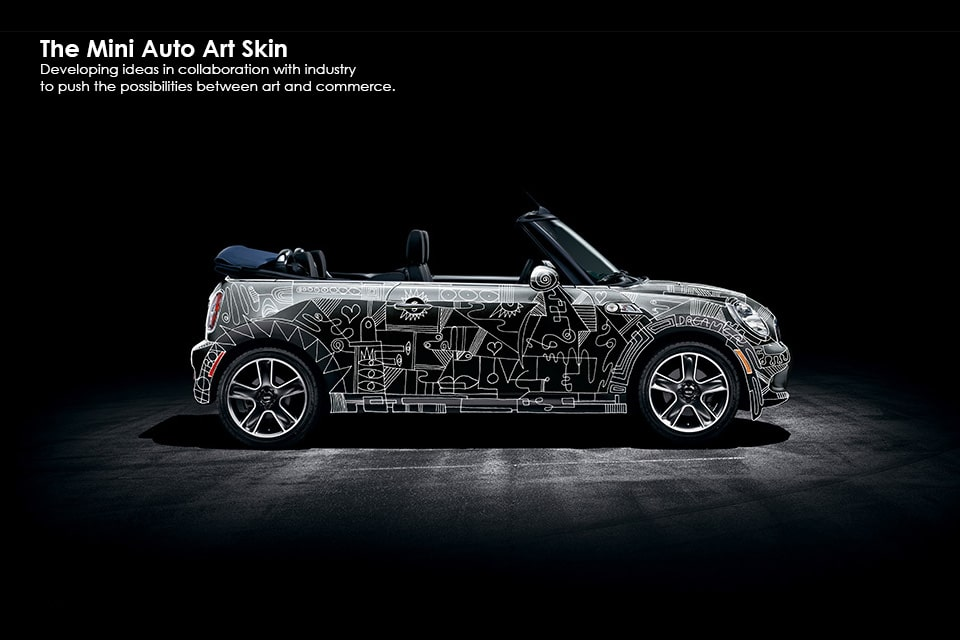 art-and-commerce-mini-auto