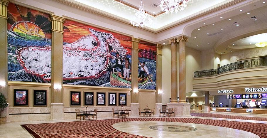 murals by Gregory Beylerian