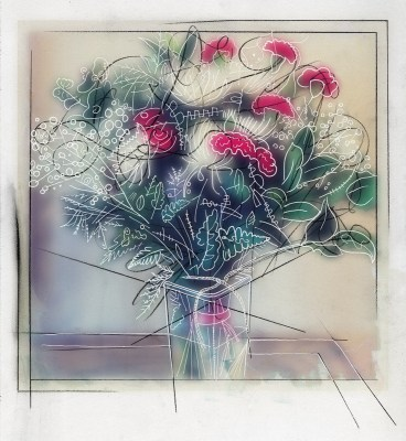 flowers_in_a_vase_for_love_by_gregory_beylerian1