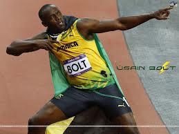 Bolt Runs Wild