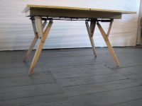 Sold Retro Castro Convertible Coffee Side Dining Table ...