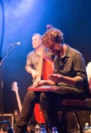 Colm McClean Platform Festival Pocklington, UK 16 July 2016 photo by Rebecca Kemp