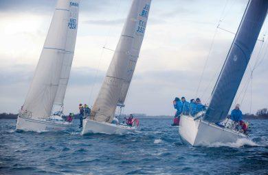 J80s aan de wind
