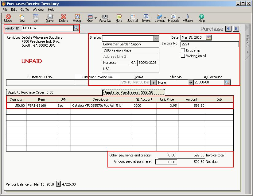 Migrate Purchase invoice from Sage 50 US to Sage 300 ERP \u2013 Sage 300 - purchase invoices