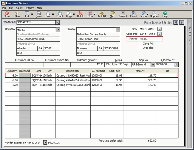 Migrate Purchase Orders from Sage 50 (US) to Sage 300 ERP \u2013 Sage 300