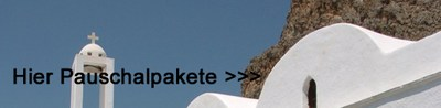 Dodekanes Inselhüpfen pauschal