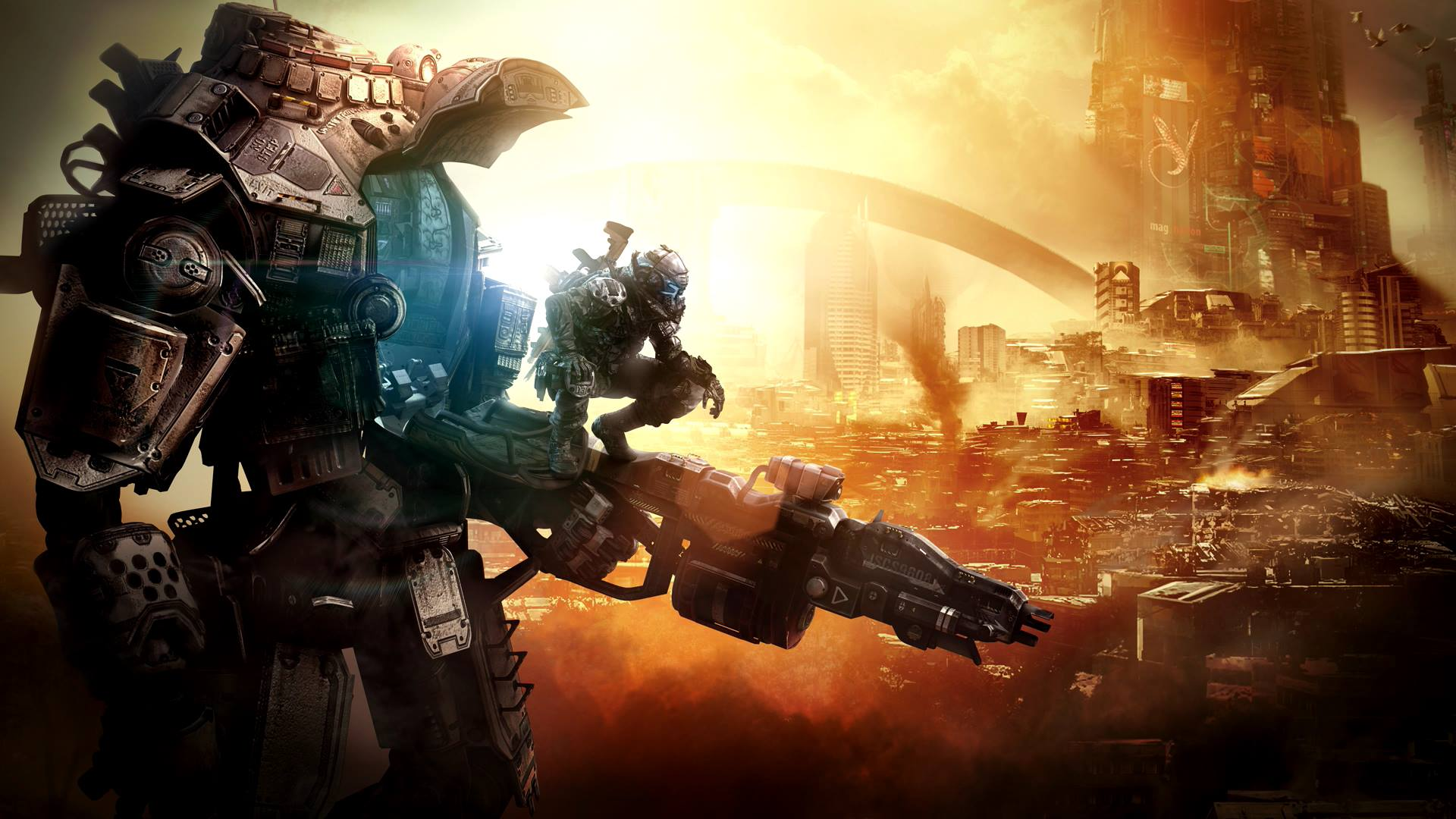 Fall Wallpaper Photos Microsoft Psi Ops Titanfall Competitive Psychology Griffyth