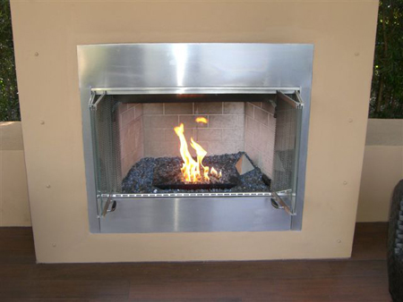 Outdoor Fireplace Replacement Parts Bing Images