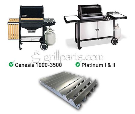 Weber Genesis Grill Parts Repair  Replacement Parts for Genesis I