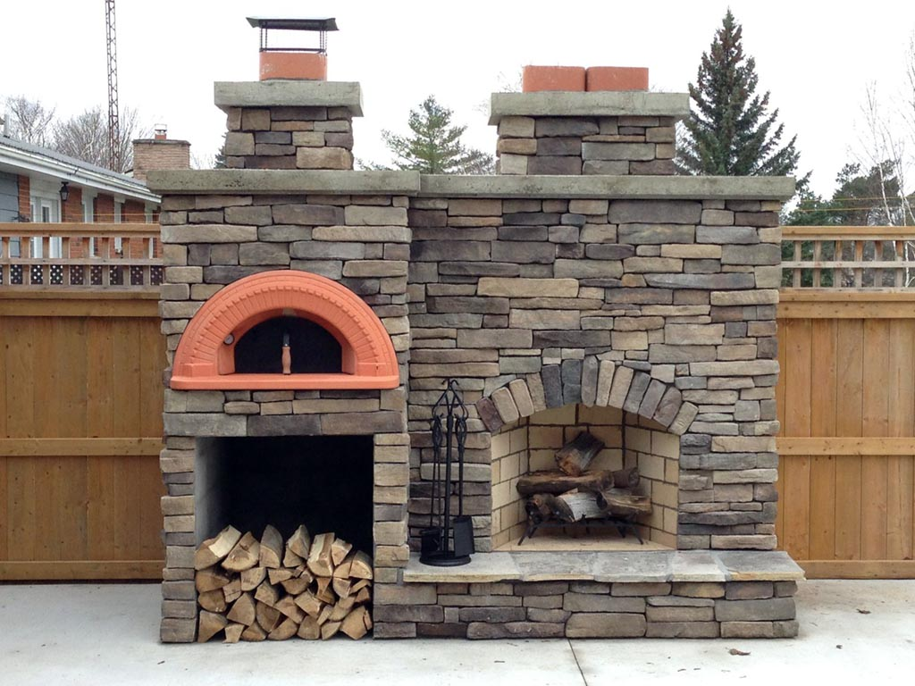 Outdoor Pizza Oven Pictures
