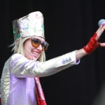 Yeah Yeah Yeahs Outside Lands photos