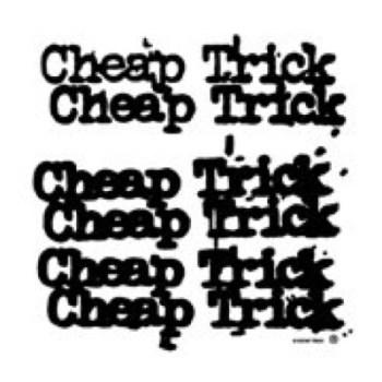 Cheap Trick Logo 400