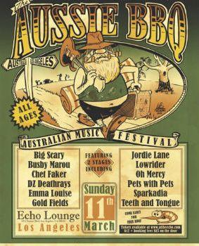 Aussie BBQ 400