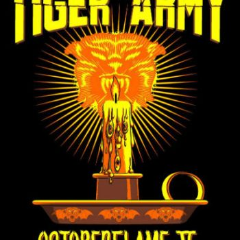 Tiger Army Octoberflame