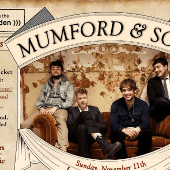 secret mumford and sons show