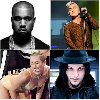 biggest music douches of 2013