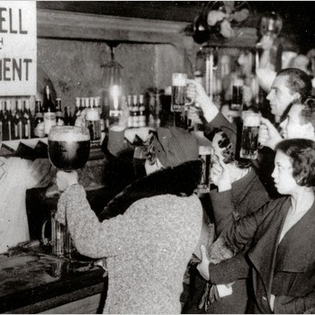 prohibition photos