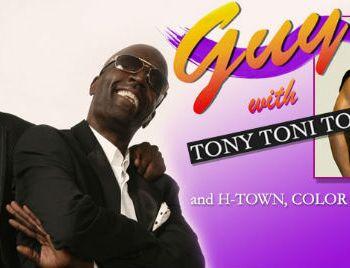 Guy with Tony Toni Tone