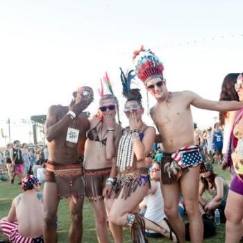 music-fest-indian-headdress