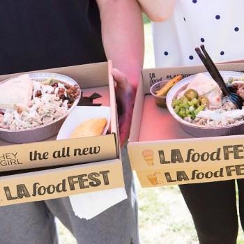LA Food Fest photo