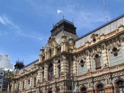Main Facade, El Palacio de Aguas Corrientes