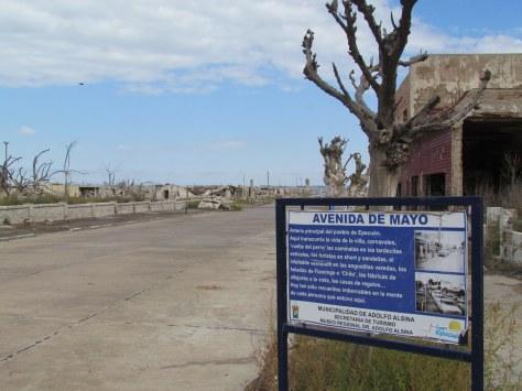Avenida de Mayo, Villa Epecuen