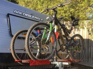 Caravan Bike Rack Gripsport