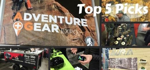 Top 5 Picks - Adventure Gear Fest outdoor expo
