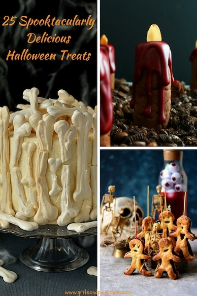 25 Spooktacularly Easy Halloween Treats