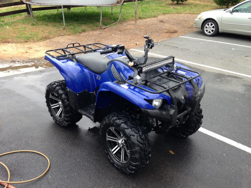 HOW TO Wiring your Aftermarket Lights - Page 2 - Yamaha Grizzly ATV