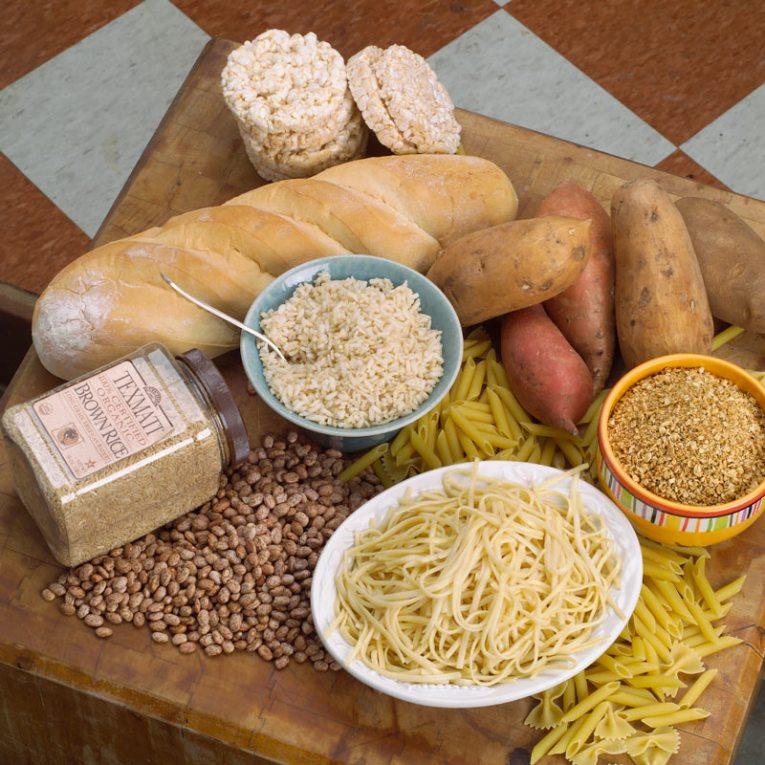 IIFYM Diet Plan - Carbohydrate food