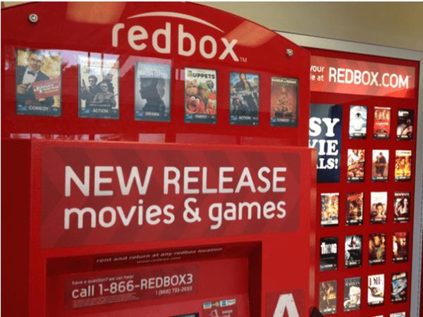 FREEbie: Redbox Game Rental!