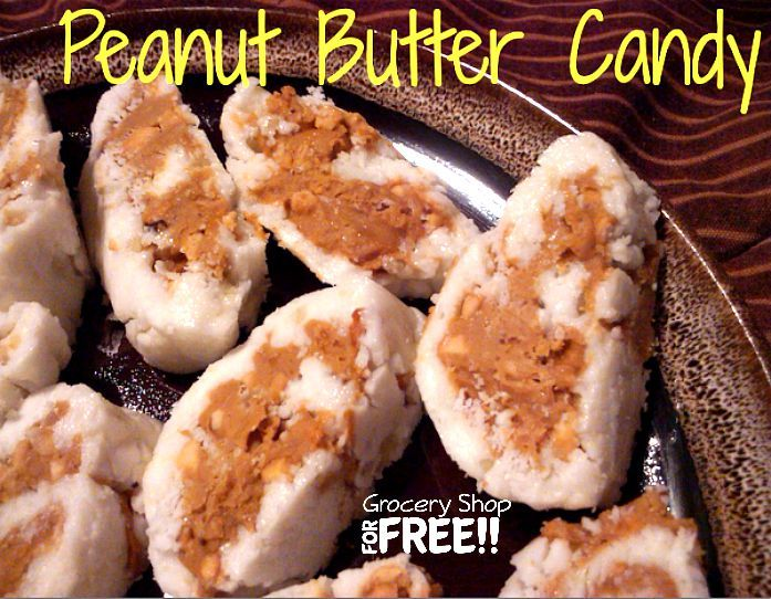 Peanut Butter Candy! Family Favorite Recipe!