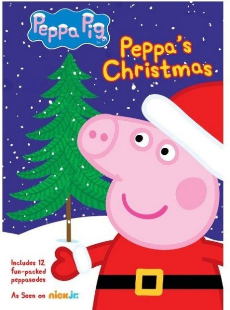 Peppa Pig: Peppa's Christmas On DVD Only $9.99 + FREE Prime Shipping (Reg. $15)!