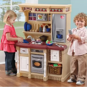Step2 LifeStyle Custom Kitchen Just $79.00! Down From $119.00! Ships FREE!