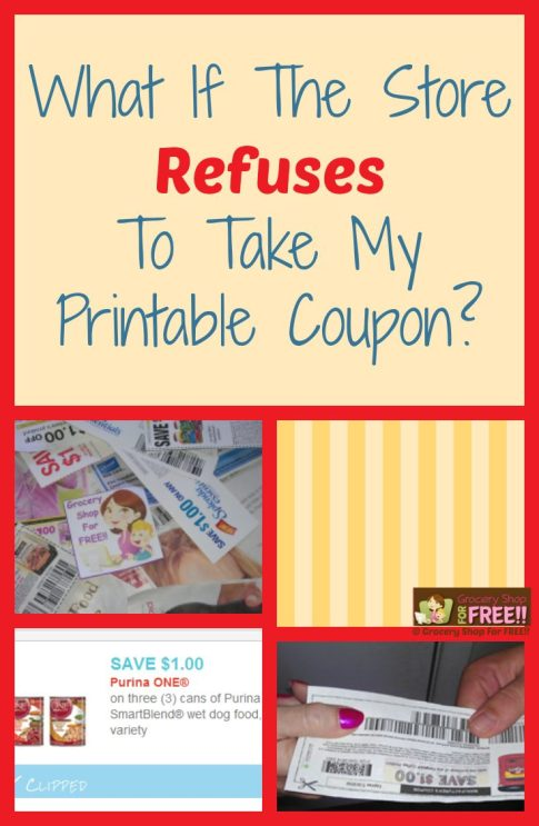 Printable manufacturer coupons without downloading software