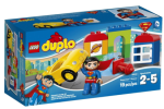LEGO DUPLO Superman Rescue Building Set Just $13 Down From $20!