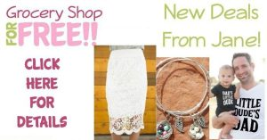 New From Jane – Bangles $5.99, Lace Pencil Skirts $11.99, Awesomeness $12.99!